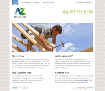 A to Z Construction - Din byggfirma i Storg�teborg - http://www.azconst.com